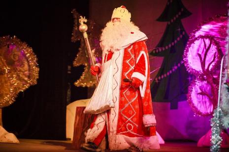 Новогодний утренник - Дед Мороз